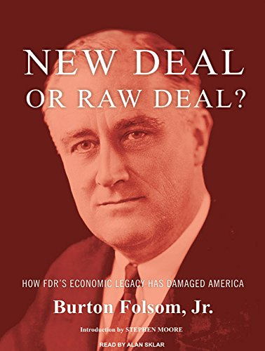 New deal or raw deal thesis