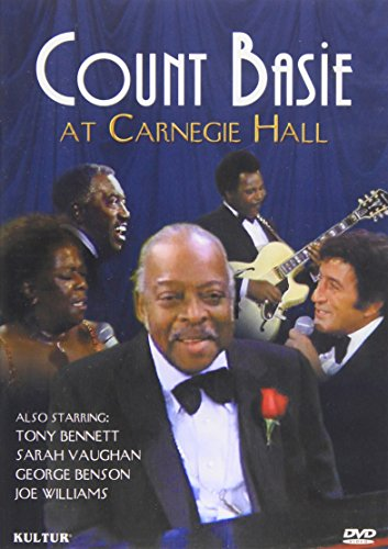 DVD : Count Basie - Count Basie at Carnegie Hall (DVD)