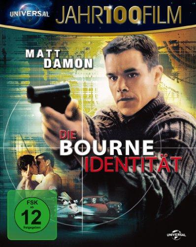 Die Bourne Identität - Jahr100Film [Blu-ray]