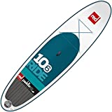 Red Paddle Co 10'6 Ride Inflatable Stand Up Paddle Board + Bag, Pump & LEASH