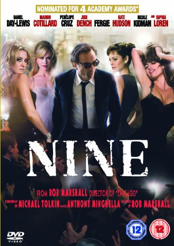 Nine - The Musical [DVD]