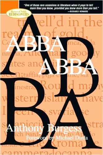 ABBA ABBA (Barnes & Noble Rediscovers Series), Anthony Burgess