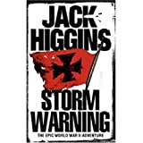 Storm Warningby Jack Higgins