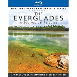 National Parks Exploration Series: The Everglades - A Subtropical Paradise [Blu-ray]