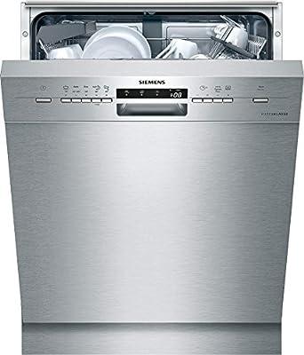 Siemens SN48M550EU Lave-vaisselle 46 dB A++ Argent