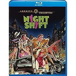 Night Shift (1982) [Blu-ray]