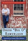 You Can't Dream Big Enough