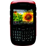 OtterBox Commuter Case for BlackBerry 8500 - Red Jasper/Black