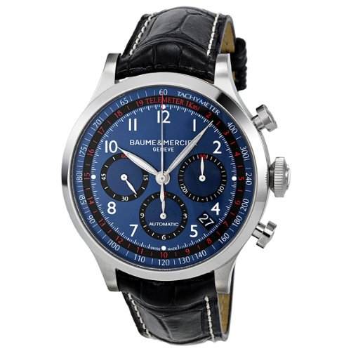 baume-and-mercier-blue-dial-chronograph-automatic-mens-watch-moa10065