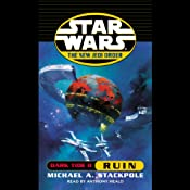 Star Wars: The New Jedi Order: Dark Tide II: Ruin | [Michael A. Stackpole]