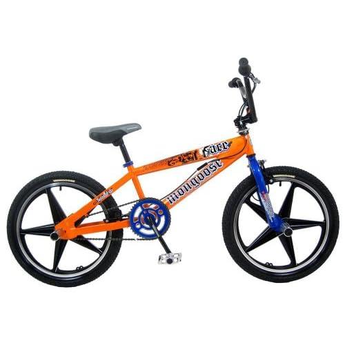 Amazon.com : Mongoose Ace Boy's Freestyle Bike (20-Inch Wheels