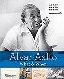 Alvar Aalto – What & When