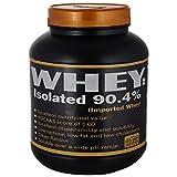 Ankerite Whey Isolated Natural Powder (Chocolate) - 1000 G