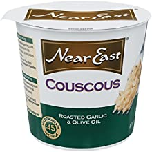 Near East Roasted Garlic and Olive Oil Couscous 197 Ounce Pack of 12
