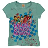 High School Musical - Checkerboard Girl's T-Shirt