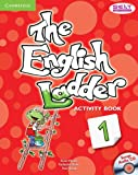 Susan House The English Ladder Level 1 Activity Book with Songs Audio CD