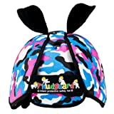 Thudguard Baby Protective Safety Helmet, Pink Camo