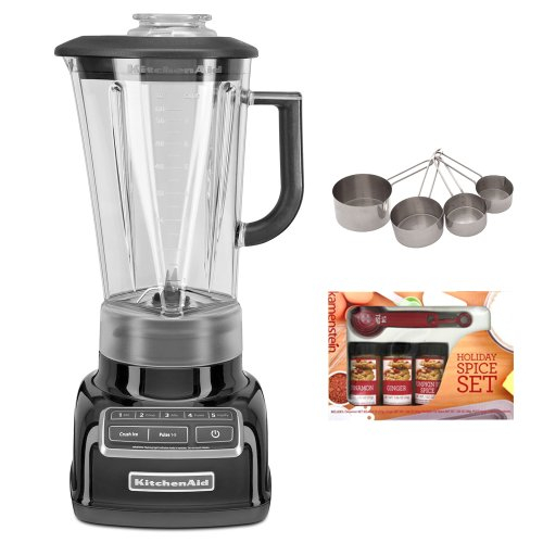 Kitchenaid Blender Black front-550568