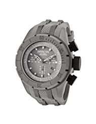 Invicta Men's 0232 Coalition Forces Chronograph Grey Dial Watch