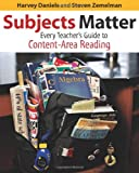 img - for Subjects Matter: Every Teacher's Guide to Content - Area Reading book / textbook / text book