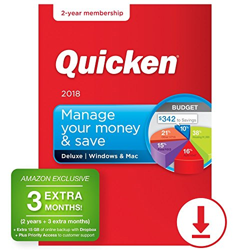Buy Quicken Now!