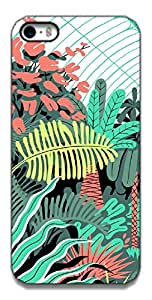 The Racoon Grip printed designer hard back mobile phone case cover for Apple Iphone 5/5s. (Into the W)