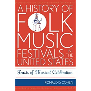 a history of folk music