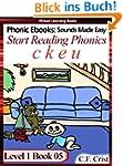 Start Reading Phonics 1.05 (c k e u)...