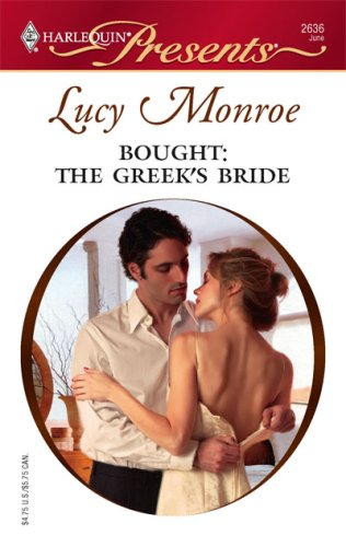 Image of Bought: The Greek's Bride