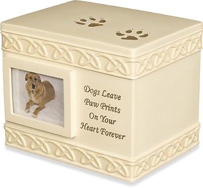 Angel Star 5-Inch Pet Urn for Dog