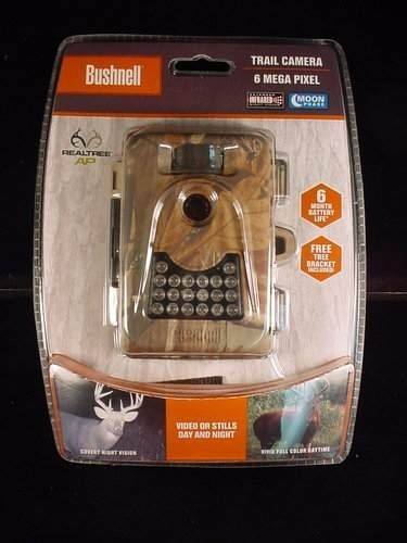 Bushnell RealTree Trail Camera Game Camera