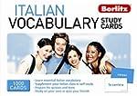 Berlitz: Italian  Vocabulary Study Ca...