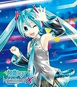 「初音ミク -Project DIVA- X」の全曲収録2枚組CD+BDが発売!