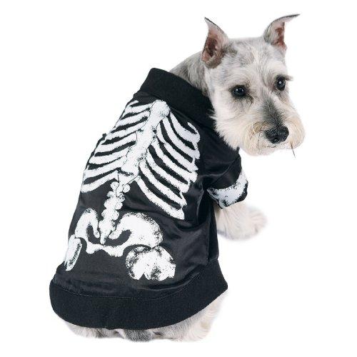 Paper Magic Group Skeledog Pet Costume