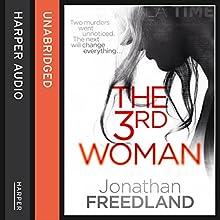 The 3rd Woman (       UNABRIDGED) by Jonathan Freedland Narrated by Jennifer Woodward