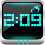 Digital Alarm Clock (Kindle Tablet Ed...