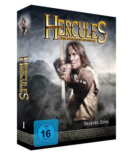 Hercules: The Legendary Journeys - Staffel 1 [7 DVDs]