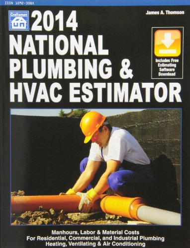 2014 National Plumbing & HVAC Estimator - Craftsman Book Company - 1572182962 - ISBN: 1572182962 - ISBN-13: 9781572182967
