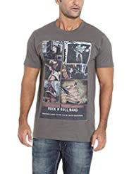 Ferrous Men Cotton T-Shirt - B00MWSYB4Y