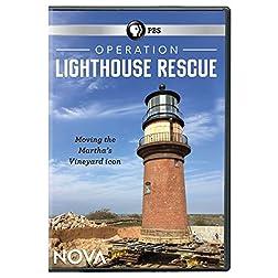 NOVA: Operation Lighthouse Rescue DVD