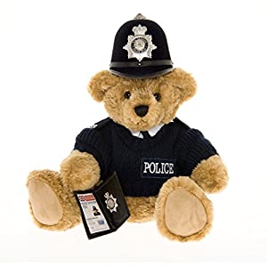 ours en peluche policier bobby anglais la great. Black Bedroom Furniture Sets. Home Design Ideas