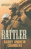 img - for Rattler (Wheeler Large Print Western) book / textbook / text book