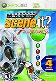 SceneIt? Includes 4 Big Button GamePads - Xbox 360