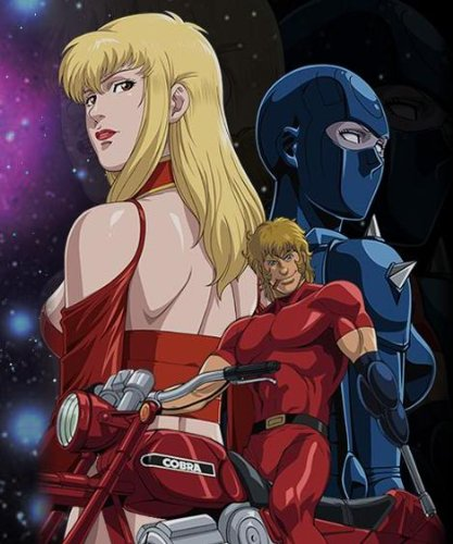 Cobra 2009 Anime Tv Series Complete