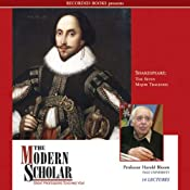 The Modern Scholar: Shakespeare: The Seven Major Tragedies | [Harold Bloom]