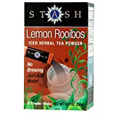 Lemon Rooibos Iced Tea Powder