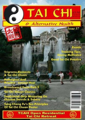 Tai Chi and Alternative Health
