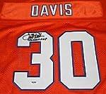 Terrell Davis Signed Jersey - SB XXXI...