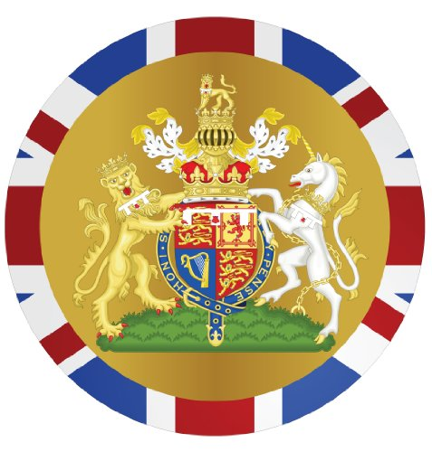 Prince William & Kate Coat of Arms 5