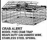 Tackle Factory Cuba Automatic Pop Up Crab Trap, Silver
